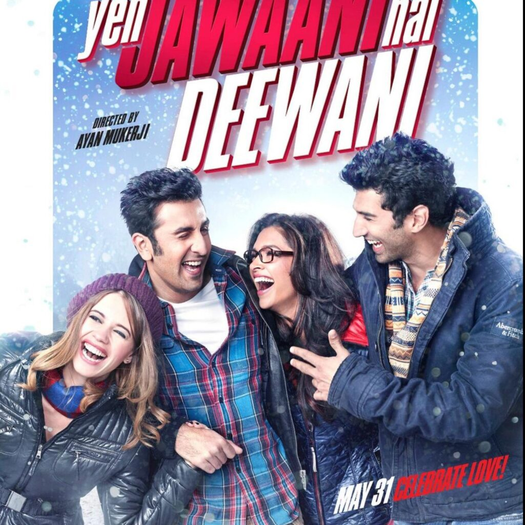 motivational movies in Hollywood Indian Television Yeh Jawaani hai Deewani' cannot be released on TV or home vide
