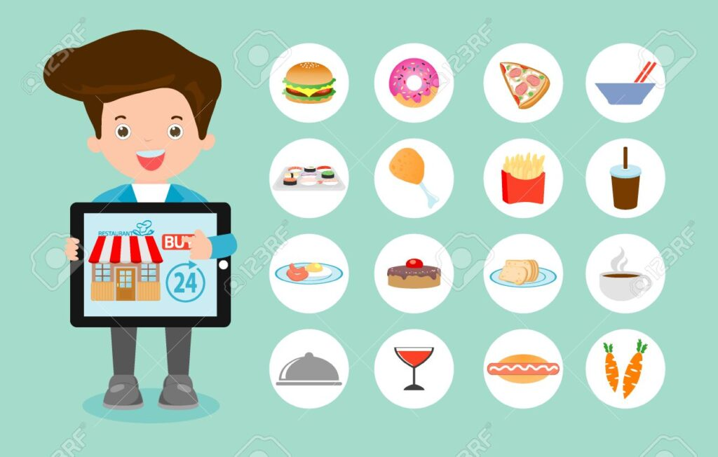 Top 10 Largest Food Companies in The World 123RF.com Order food online, online ordering and fast food delivery ser