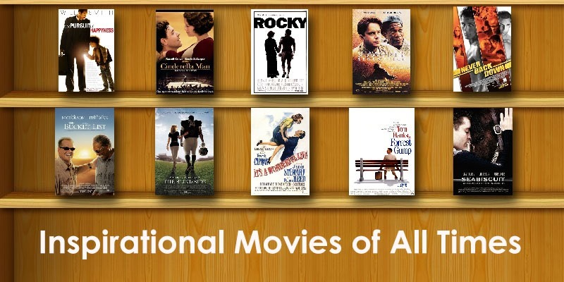 Lifetippr.com 10 Most Inspirational Hollywood Movies of All Times