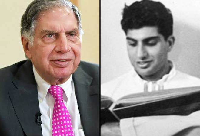 Ratan Tata life story Business Today Ratan Tata's heart-warming post on Instagram traces his Cornell