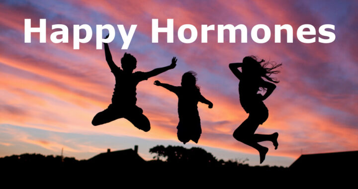 Hormones Of Happiness For A Happy Life