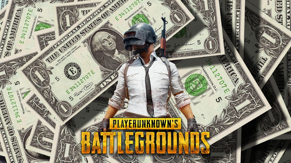 How does Pubg mobile make money