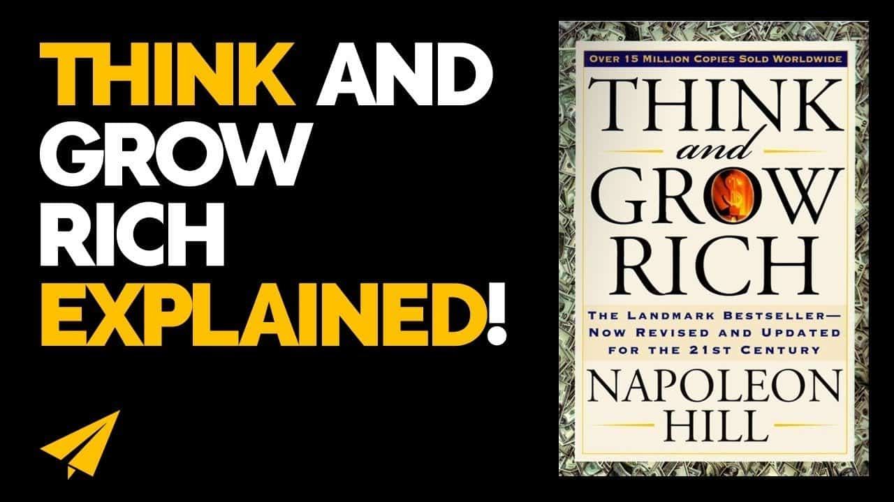 Think and Grow Rich Book Summary By Napoleon Hill – SkillVancer